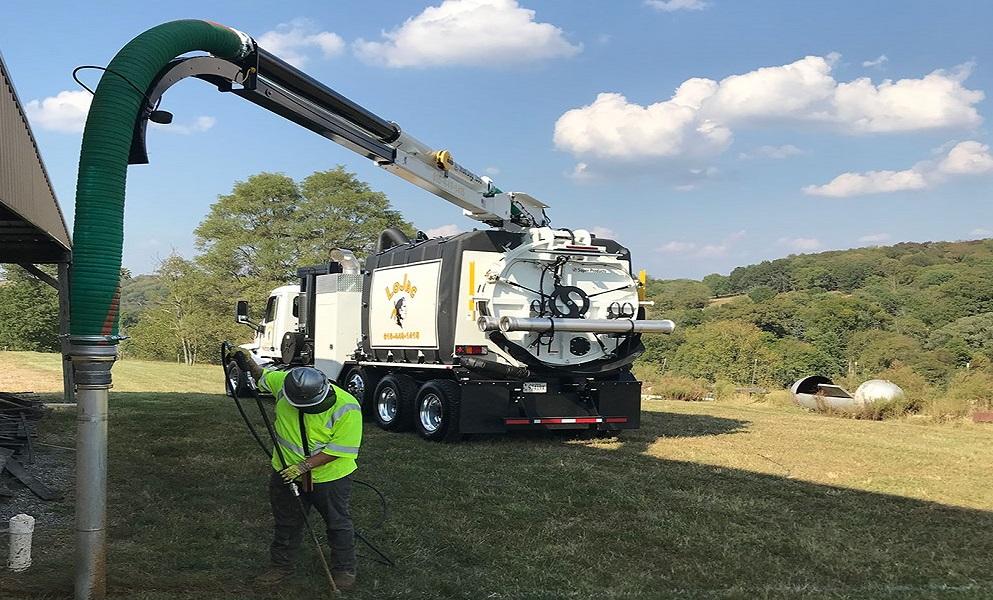 hydro excavation service